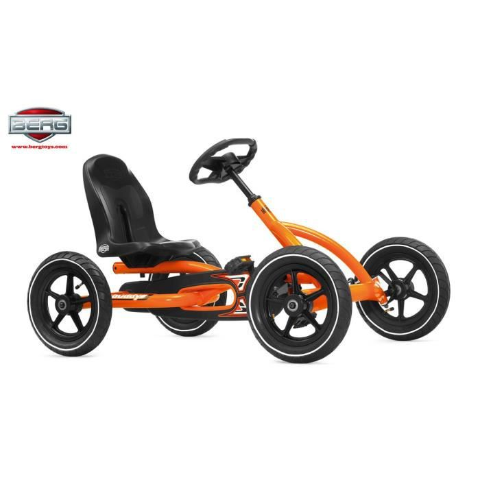 kart p dales buddy 3 8 ans orange achat vente quad kart buggy cdiscount. Black Bedroom Furniture Sets. Home Design Ideas