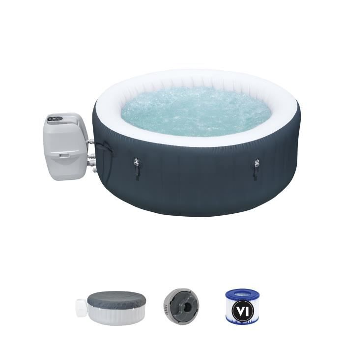Bestway Spa Gonflable Rond Lay Z Spa Baja 2 A 4 Personnes 175
