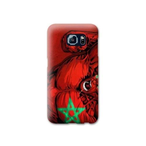 Coque Samsung Galaxy S8 Maroc taille unique Hulk B