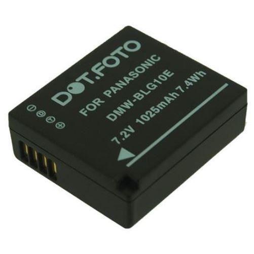 Dual Battery Charger for Panasonic DMW-BLE9E DMW-BLG10E Lumix DMC-GF3 DC-TZ90