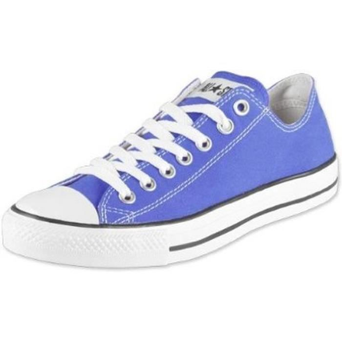 converse bleu pastel