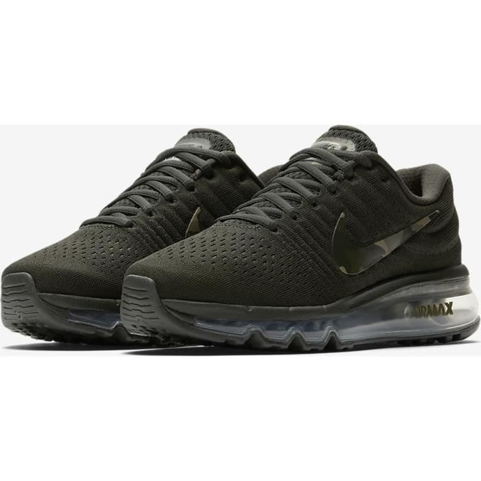 basket nike homme 2017 air max kaki 90