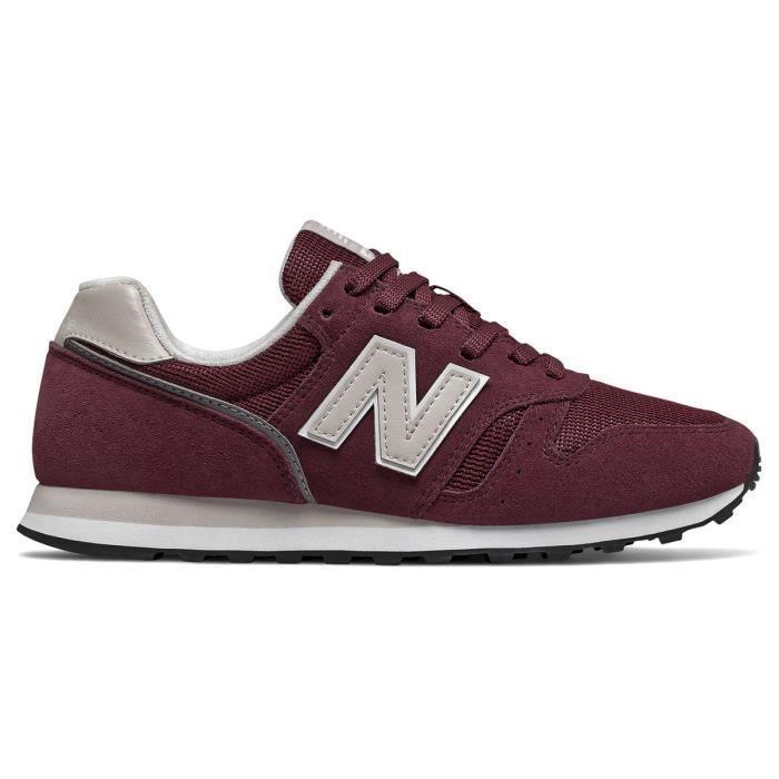 New Balance - 373 BC2 - Baskets Bordeaux - Cdiscount Chaussures