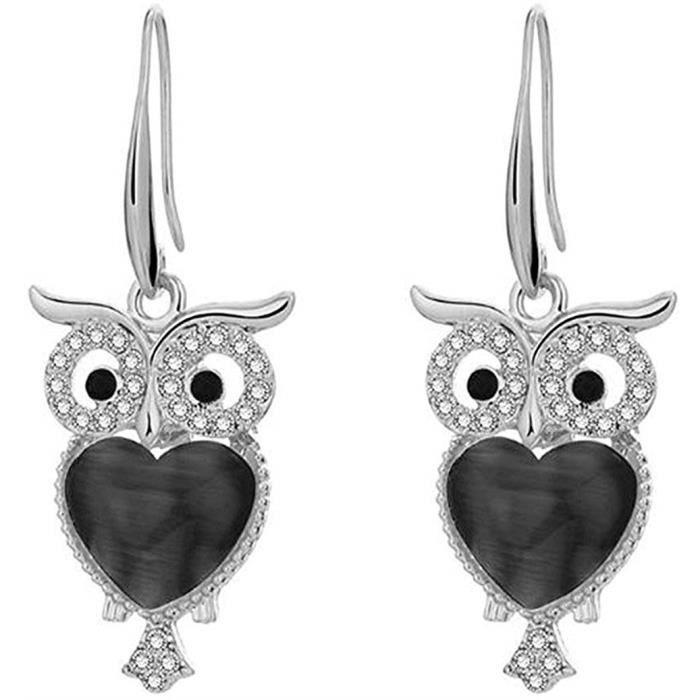 Bracelet de cheville r/églable en argent avec oiseaux volants