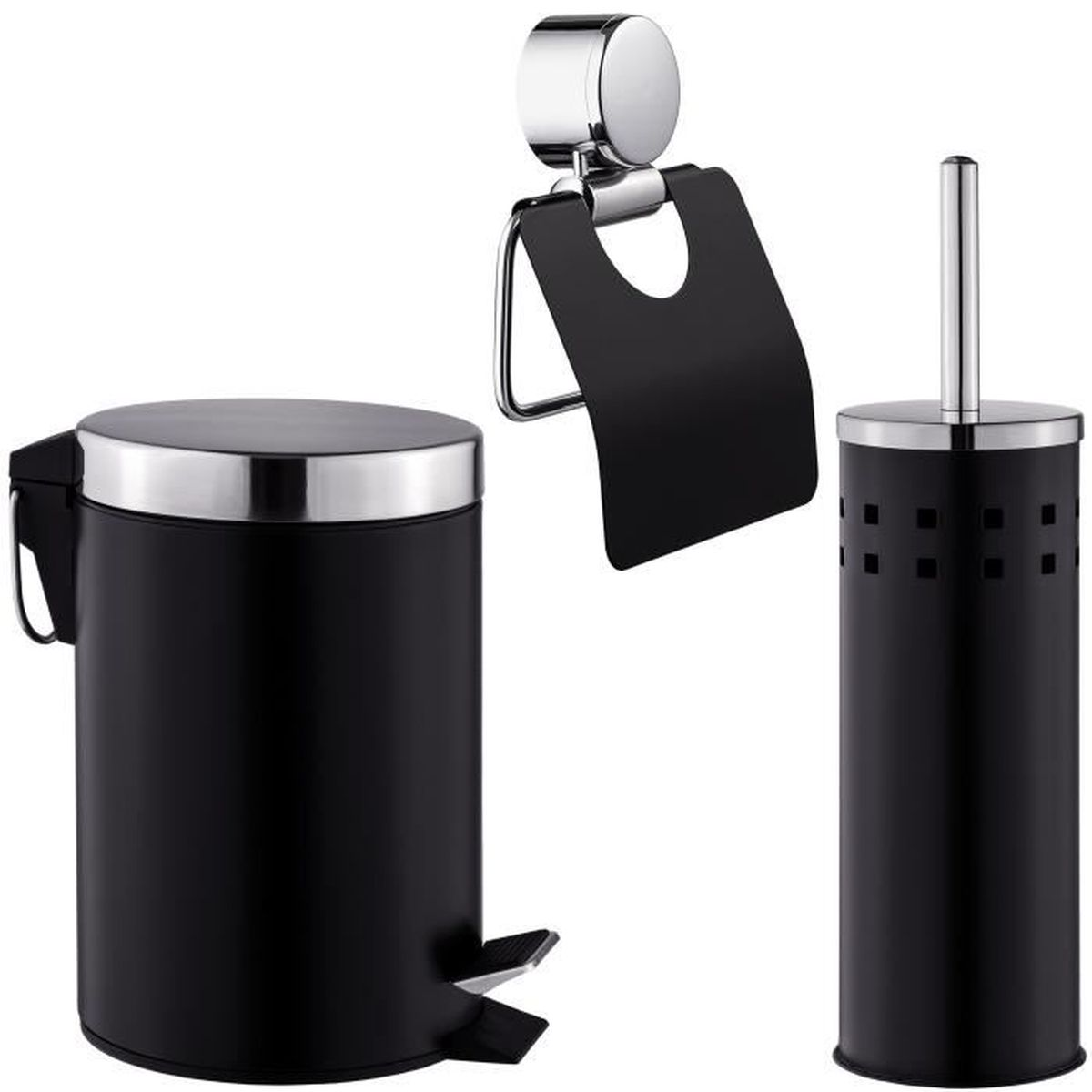 accessoires wc design. Black Bedroom Furniture Sets. Home Design Ideas