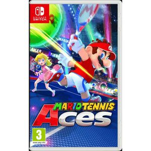 JEU NINTENDO SWITCH Mario Tennis Aces Jeu Switch