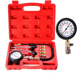 COFFRET OUTILLAGE Coffret Compressiomètre, Set de 9 Pièces pour Test