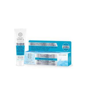 DENTIFRICE NATURA SIBERICA - Dentifrice  Protection Arctique
