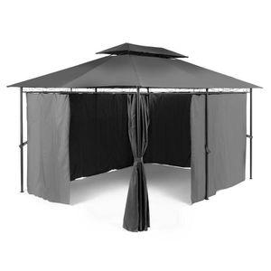 TONNELLE - BARNUM Blumfeldt Grandezza Tente pavillon de jardin 3x4m
