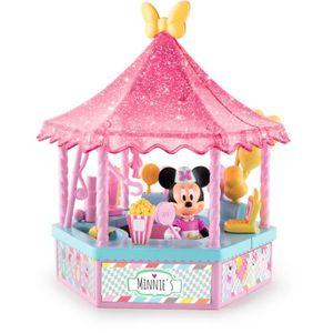 FIGURINE - PERSONNAGE IMC Toys -MINNIE Le Kiosque A Surprise - 181984 -