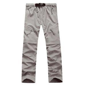 garçons Pantalon pour Trekking ZIP zipp Off de randonnée CRIVIT plein