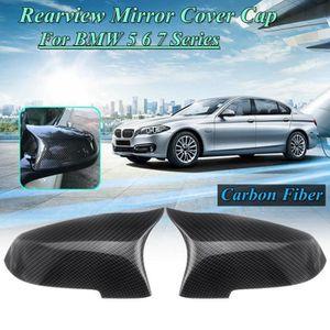 Miroir Capuchons Chrome Miroir Carénage Convient Pour BMW f01 7er à partir de 2010-2012
