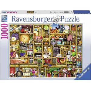 PUZZLE Ravensburger Puzzle 1000 pcs Armoire De La Cuisine