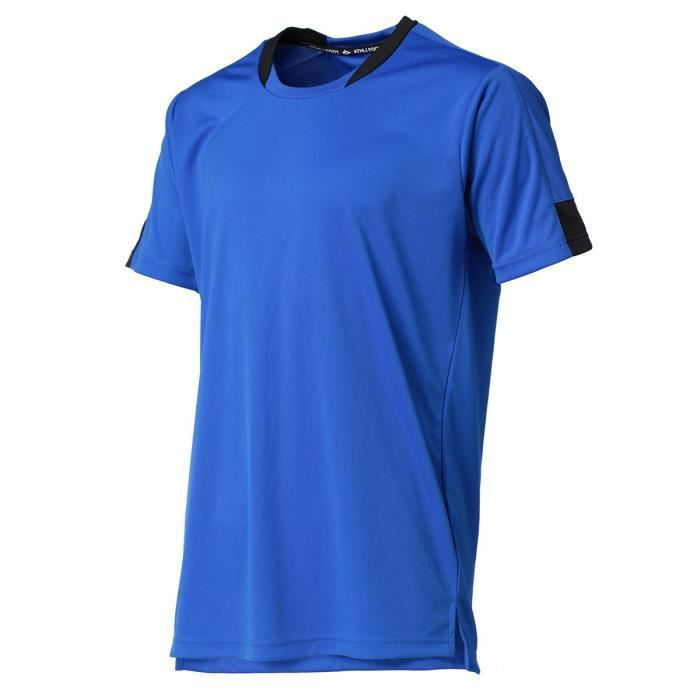 ATHLI-TECH Maillot de football Dyfoot - Homme - Bleu