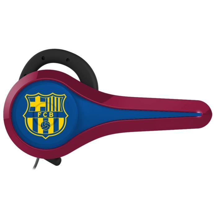 Oreillette gaming FCB FC Barcelone pour PS4 - Xbox One - PS3