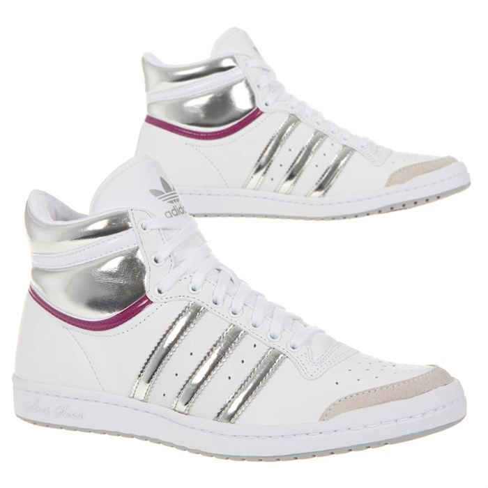 adidas baskets top ten hi sleek femme pas cher