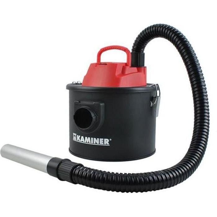 KAMINER II Aspirateur à cendres poêle/cheminée/barbecue souffleur 18 L