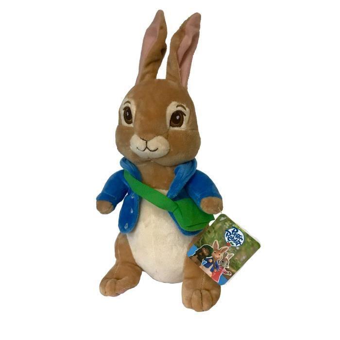 Peter Rabbit Peluche Doudou Lapin Pierre - 28 cm