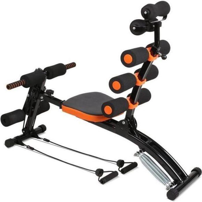 Yeehup Appareils Abdominaux, Appareils de musculation pour abdominaux, Entraîneur abdominal, Chaise d'exercice réglable