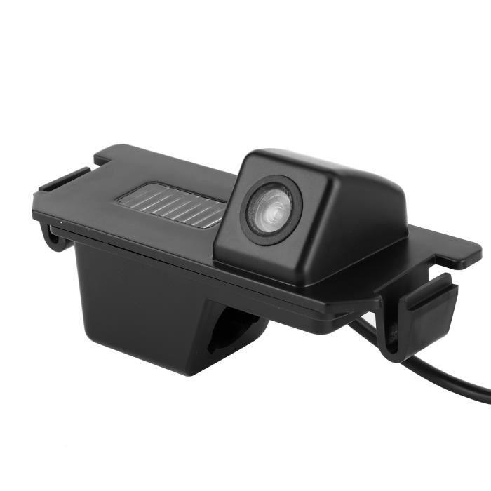Caméra de recul, caméra de recul, vue arrière numérique vidéo CCD pour voiture à voie de recul