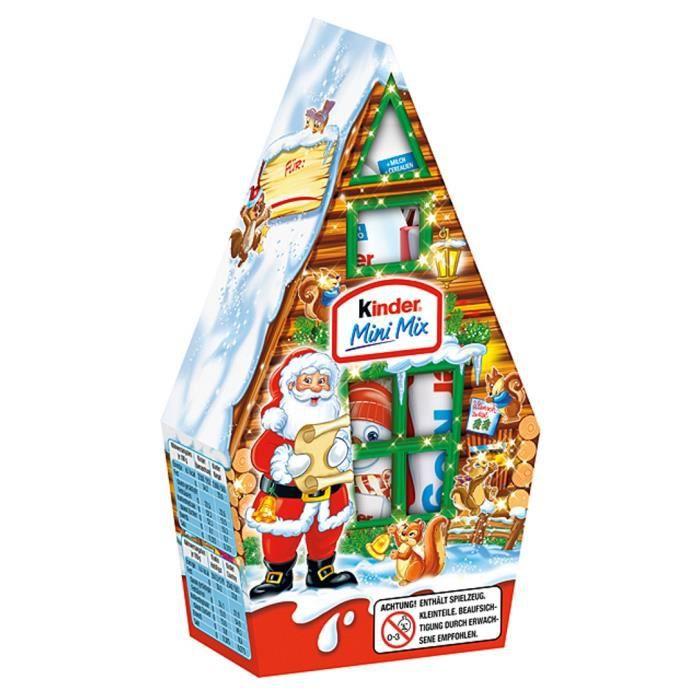 Ferrero Mini Mix Noël maison 79g