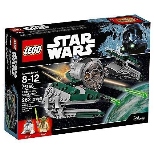 Jeu D'Assemblage LEGO C963R Star Wars Jedi Starfighter Yoda 75168 Star Wars Toy