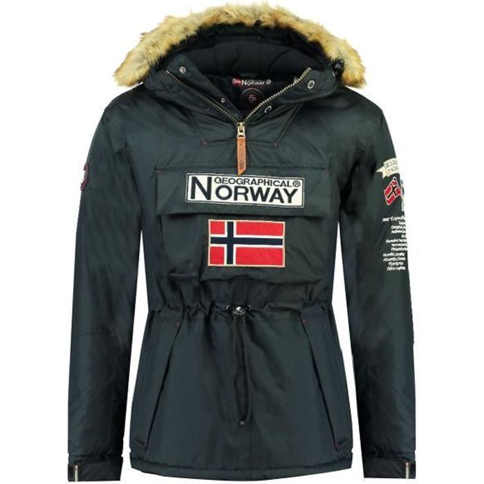 Parka Homme Geographical Norway Barman CO068 Marine