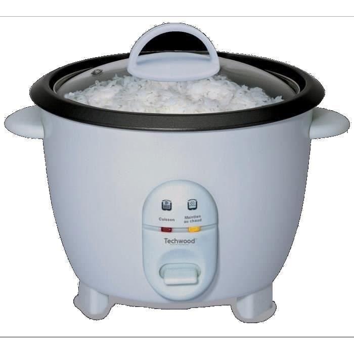 TECHWOOD TCR-102 Cuiseur à riz