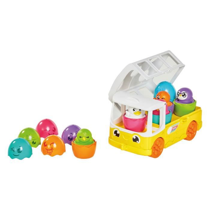 Le Bus des œufs surprises