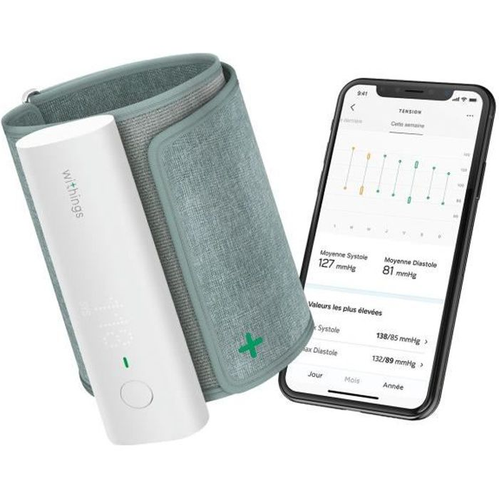 Tensiomètre Withings - BPM Connect