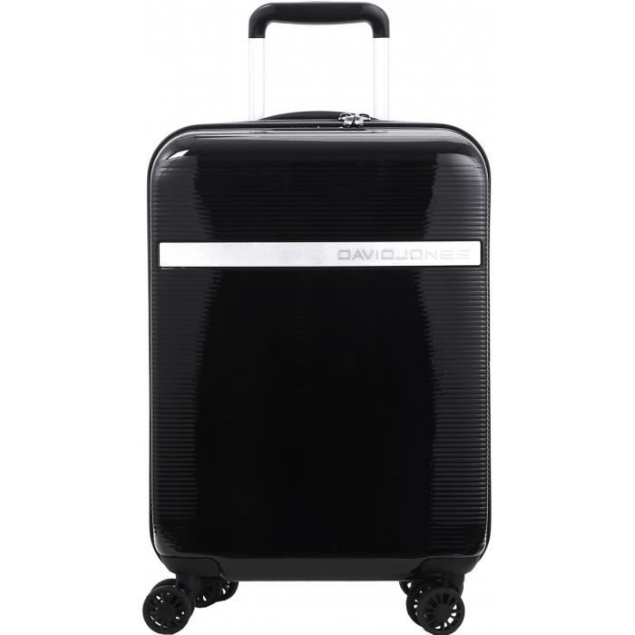 VALISE - BAGAGE Valise Cabine Rigide David Jones Polycarbonate 53