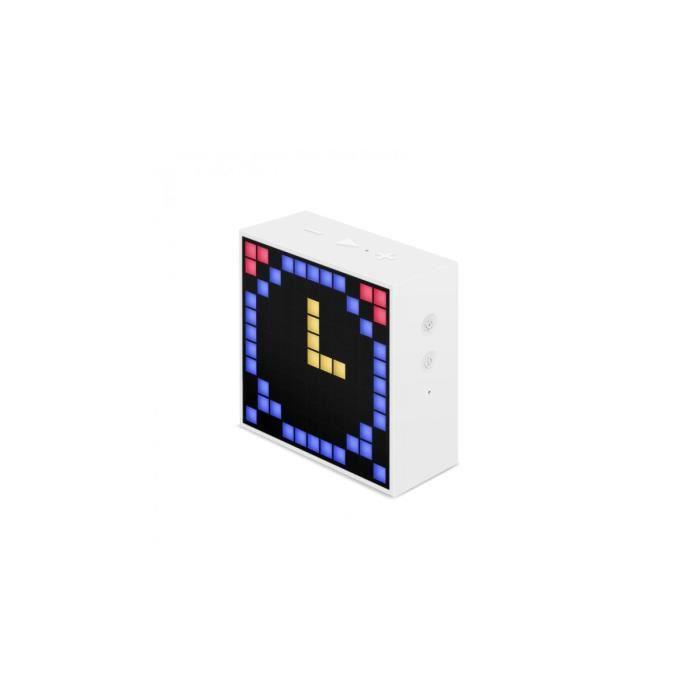 ENCEINTE NOMADE Enceinte DIVOOM Timebox Mini blanc