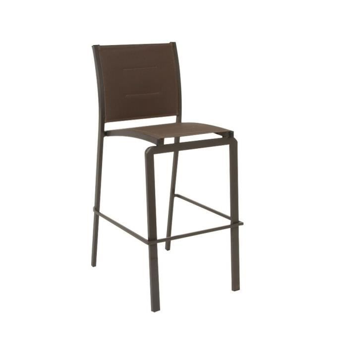 tabouret de bar exterieur azua hesperide achat vente fauteuil jardin tabouret de bar azua. Black Bedroom Furniture Sets. Home Design Ideas