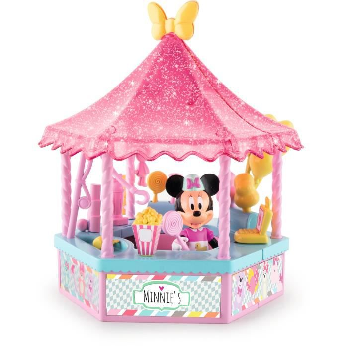 Le Grand Restaurant De Minnie Cdiscount