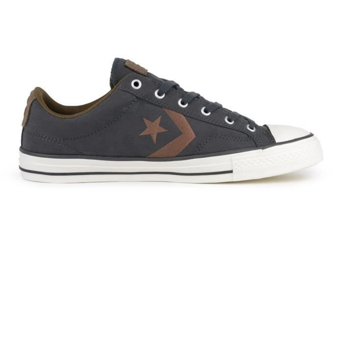 Chaussures Star Player Ox Storm Wind/Chocolate - Converse
