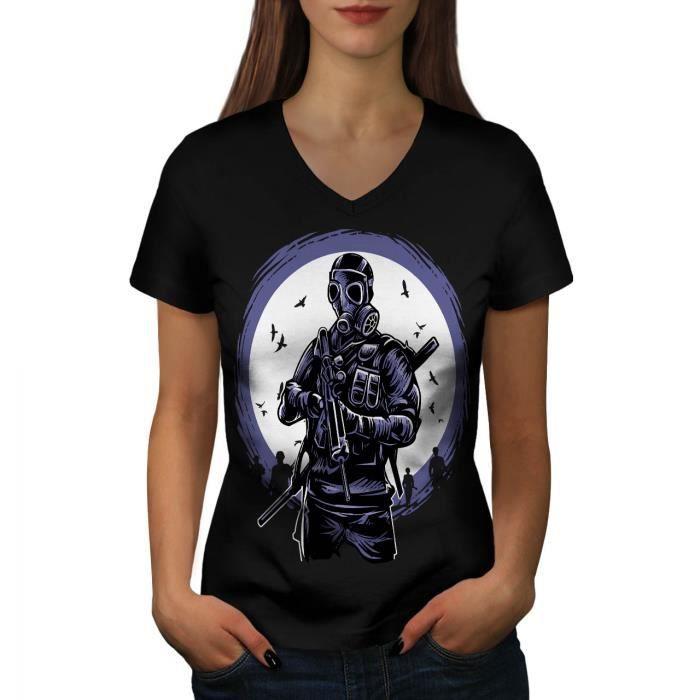 T-SHIRT Horreur Survie Mode Women  T-shirt à sonnerie | We
