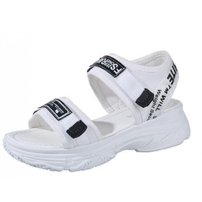 SANDALE - NU-PIEDS Sandales Nu-pieds Femme Sandales de Sports Fitness