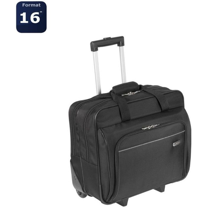 114 L 71 cm Wenger Valise PC Light Mallette Ordinateur /à Roulette Noir