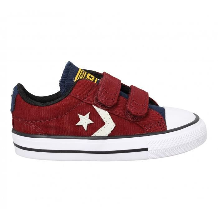 Baskets CONVERSE Star Player 2V toile enfant