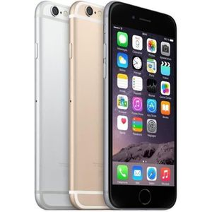 SMARTPHONE iPhone 6 128 Go Gris Sideral Reconditionné - Très