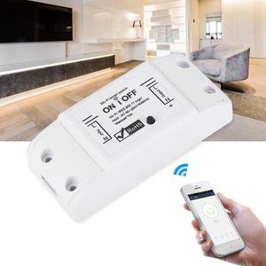 DISJONCTEUR Interrupteur de lumière sans fil, module de bricol