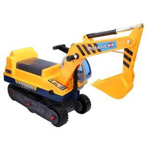 TRACTEUR - CHANTIER Camion Enfants jouets Caterpillar excavatrice