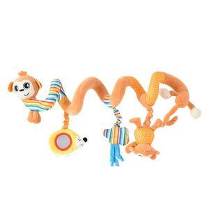 LANDAU - POUSSETTE Infant enfants Cartoon poussette et lit en spirale