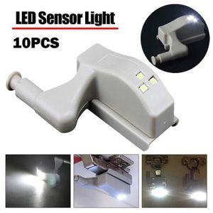 ECLAIRAGE DE MEUBLE ECLAIRAGE DE MEUBLE LED 10X Smart Sensor Lumière d