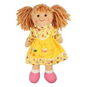 POUPÉE Bigjigs Toys Daisy 28cm poupée