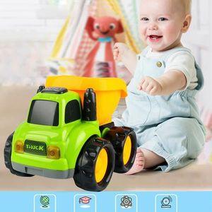 VOITURE ELECTRIQUE ENFANT KING Tout-petits bébé Push & Go Friction Powered T