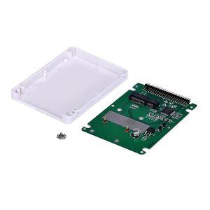 PACK COMPOSANT MSATA à un boîtier adaptateur pour boîtier SSD PAT