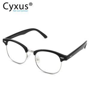 LUNETTES LUMIERE BLEUE Cyxus TR90 flexible et léger lunettes filtre à lum