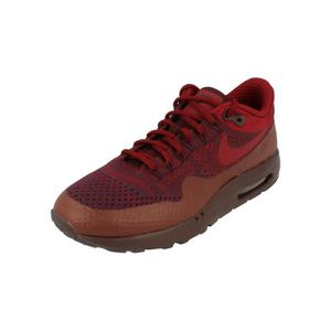 save off 779d4 9b9c0 BASKET Nike Air Max 1 Ultra Flyknit Hommes Running Traine