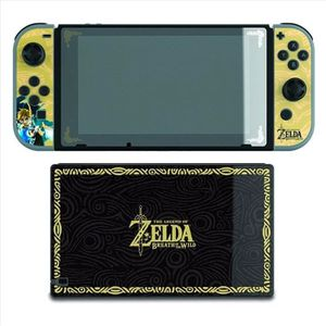 JEU NINTENDO SWITCH Zelda Kit Ed. Collector SWITCH - 123415